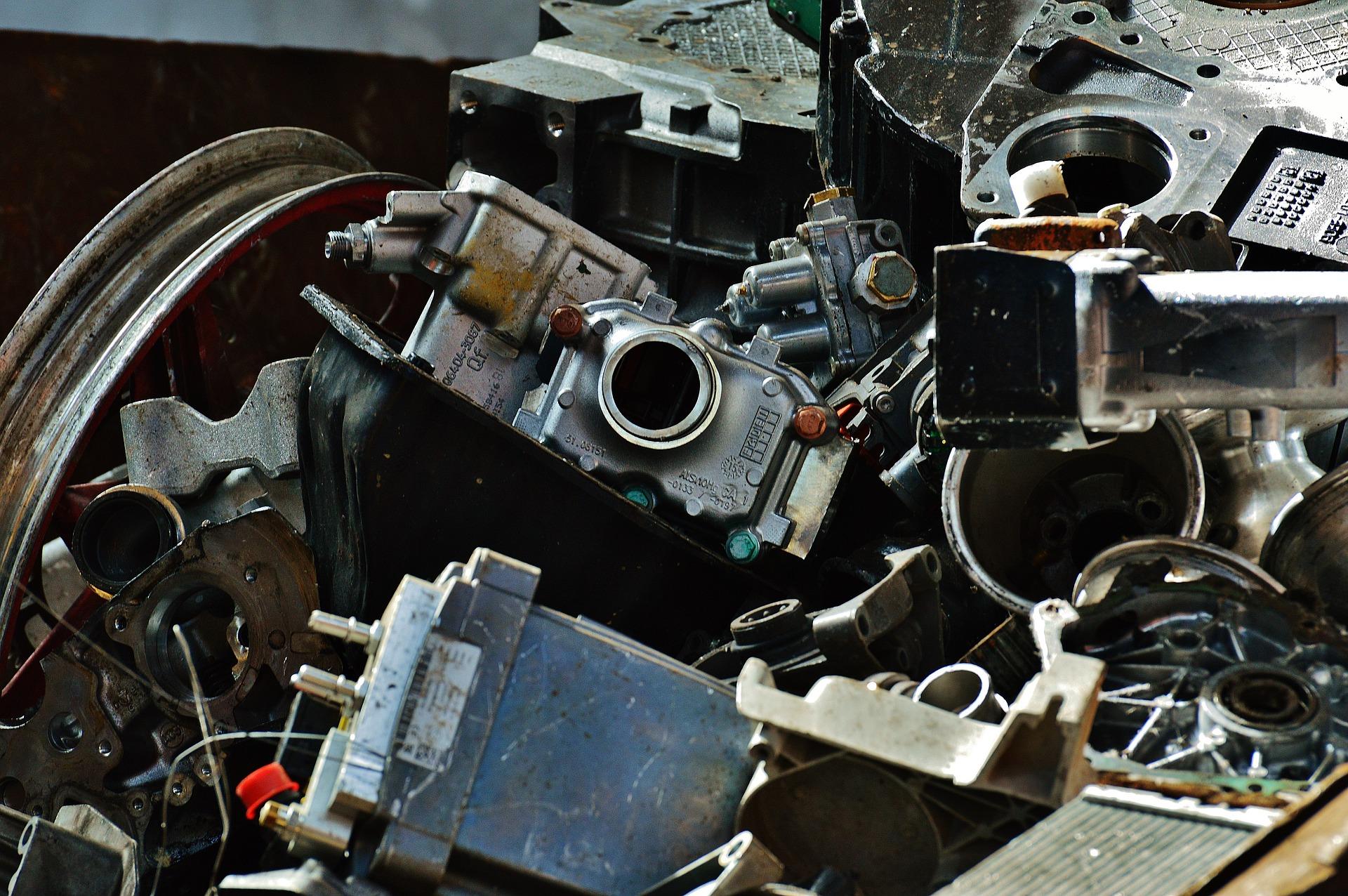 scrap metal recycler